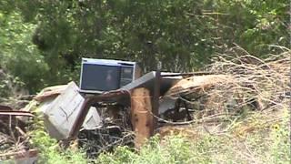 Tannerite vs. Microwave & Truck
