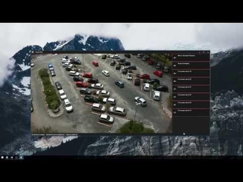 Parking Lot Space Detection