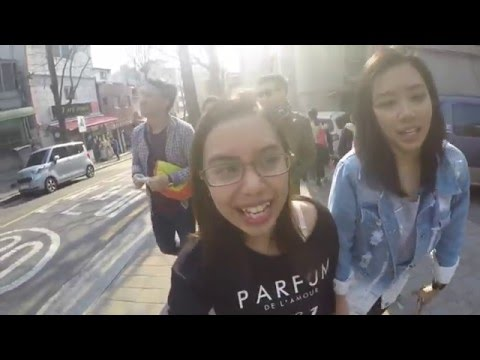 Korea Trip Vlog Part 1 - Arirang Headquarters, KBS Station Tour,  Digital Media City, etc.