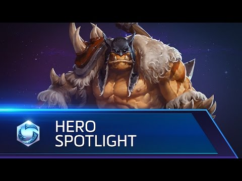 Rexxar Spotlight - Heroes of the Storm