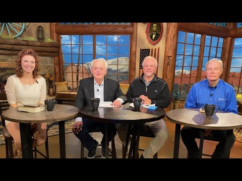Andrew's Live Bible Study: Faith over Fear Series - Finances - Paul Milligan and Billy Epperhart