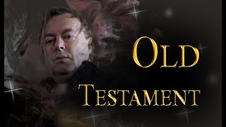 Christopher Hitchens Ripping Old Testament Apart