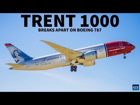 Trent 1000 Engine Issues Return?