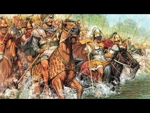 Digging for the truth - Ancient Assyria and Ancient Macedonia