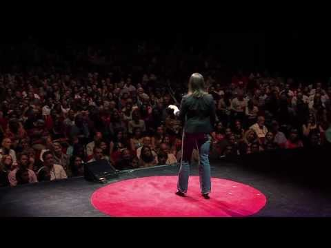 The Power of Quitting: Dr. Rachael Horner at TEDxABQ