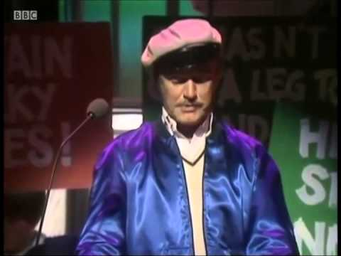 Keith michell captain beaky TOTP 15 02 1980