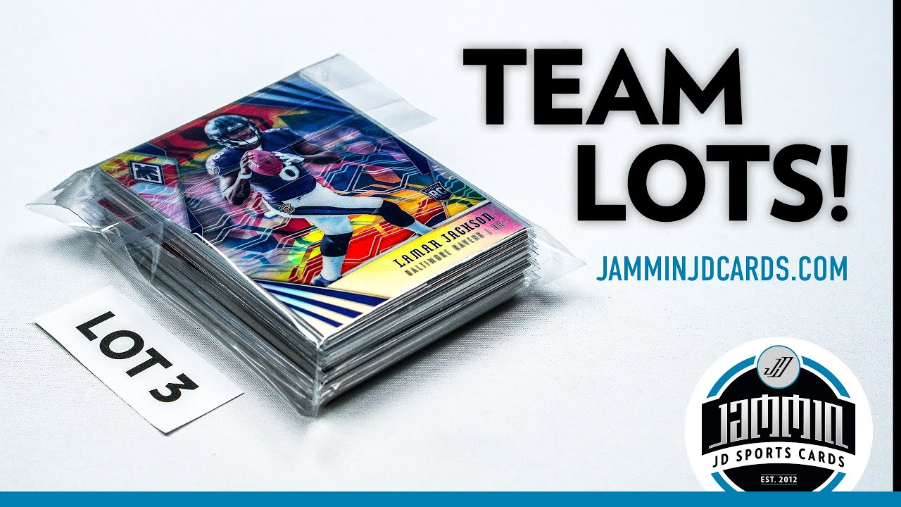 Team Lots For Sale