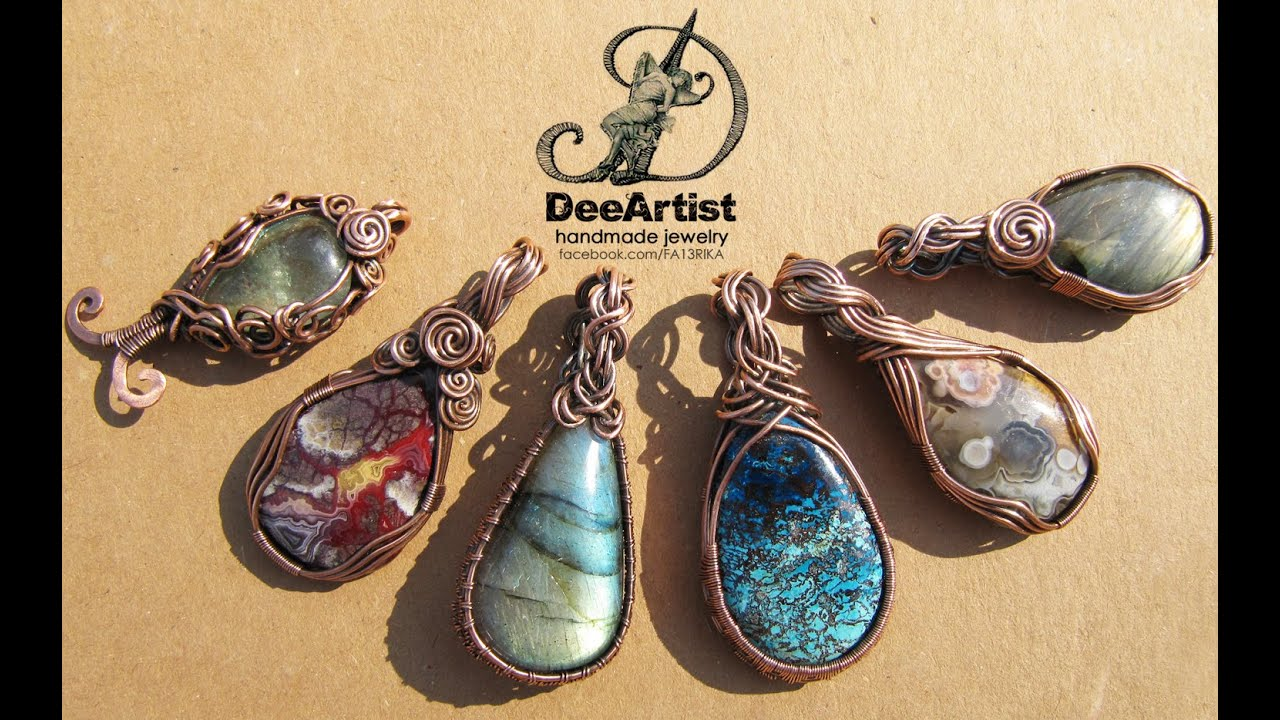 Copper Wire Wrapping Pendants Center Vacuum Forming Diagram Get Domain Pictures Getdomainvidscom Wrapped Gemstone By Deeartist 2016 Youtube Rh Com Identification