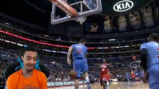 "FlightReacts NBA ""Is This The Dunk Contest?"" MOMENTS!"