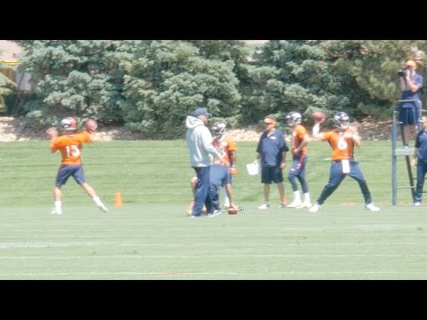 Denver Broncos Minicamp Day 1 Review - Vic & Ryan