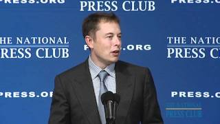 Why Invest In Making Life Multi-Planetary? Elon Musk
