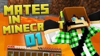 IL NOSTRO SERVER VANILLA - Mates in Minecraft E1