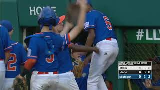 Best Play of the 2018 Little League World Series