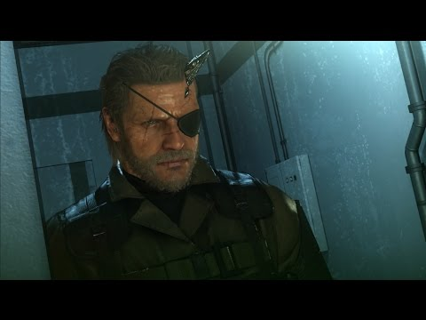 The Truth: Mirror Scene With Older/grey Haired Venom (No Bloody Face Version) MGSV TPP PC Mod