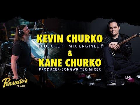 Ozzy Osbourne Producers / Engineers, Kevin and Kane Churko – Pensado's Place #410