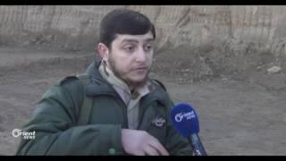 الميليشيات الأجنبية تحاول السيطرة على تل فرزات الإستراتيجي