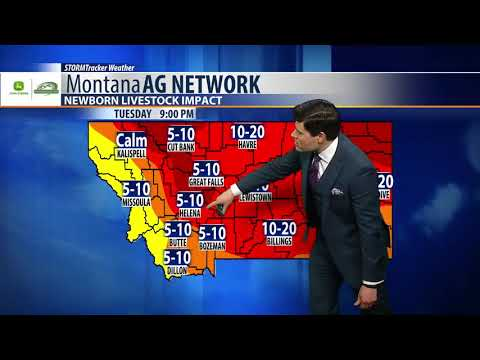 Montana Ag Network Weather (2/4) Dangerous  cold Mp3