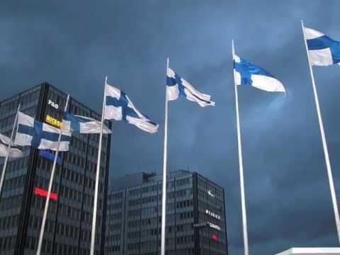 UPF Lund Study Trip: Helsinki