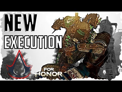 """NEW Assassin's Creed EXECUTION - """"Requiescat in pace"""" - Rep 60 Orochi: For Honor Event thumbnail"""