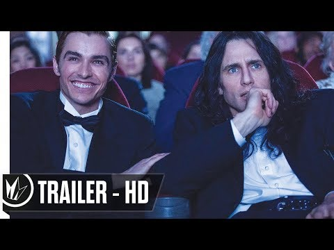 Download Youtube: The Disaster Artist Official Trailer #2 (2017) James Franco -- Regal Cinemas [HD]