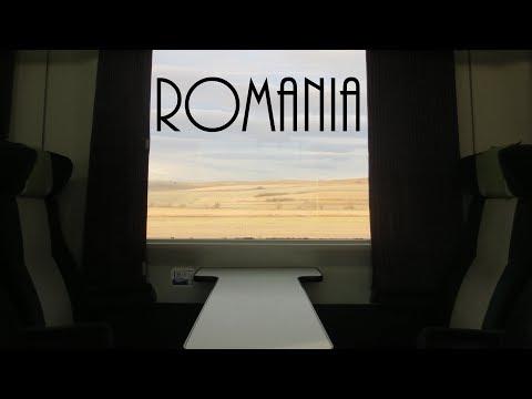 Romania in treno | Da Oradea a Bucarest