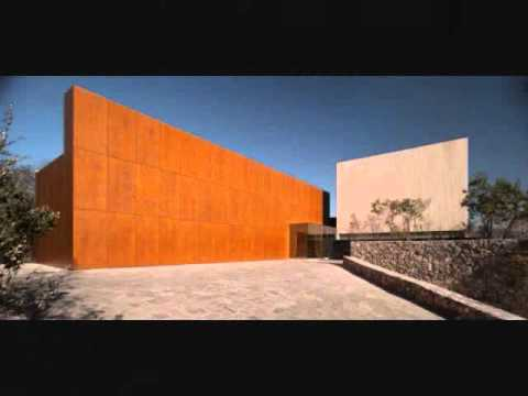 Arquitectura mexicana youtube for Arquitectura mexicana