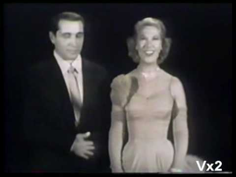 Perry Como & Dinah Shore:You Must Have Been a Beautiful Baby