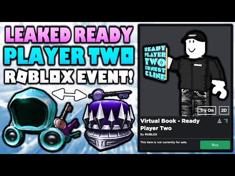 Coming Soon Roblox Ready Player Two Event Youtube
