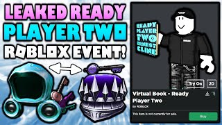 coming soon roblox ready player two event youtube coming soon roblox ready player two event