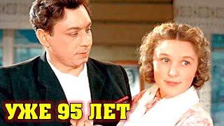 Отказала в любви и лишилась работы! Вере Васильевой 95 лет!