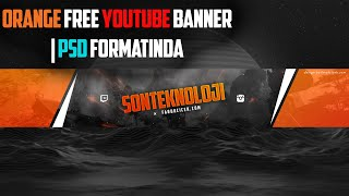 Free Gaming Banner | Ücretsiz YouTube Banner