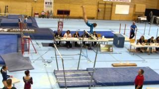 Stella Neufeld, Barren, POYC - Pre-Olympic-Youth-Cup 2016
