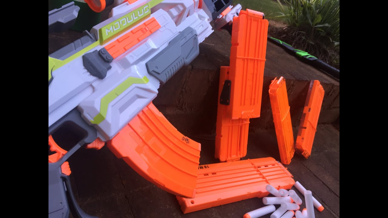 Honest Review The Nerf Modulus Flip Clip Kit Worth the price