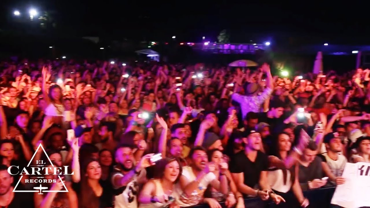 Daddy Yankee |  Napoles & Roma, Italia (2014) (En Vivo)