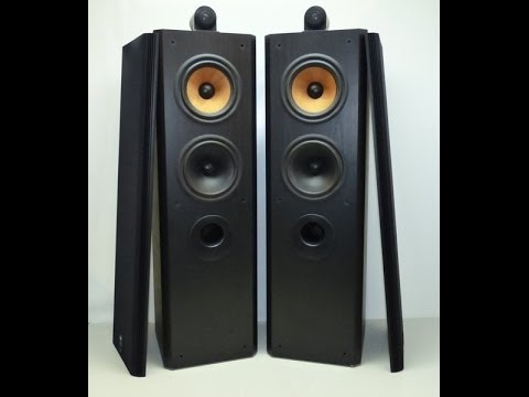 b w matrix 804 highend speakers youtube. Black Bedroom Furniture Sets. Home Design Ideas