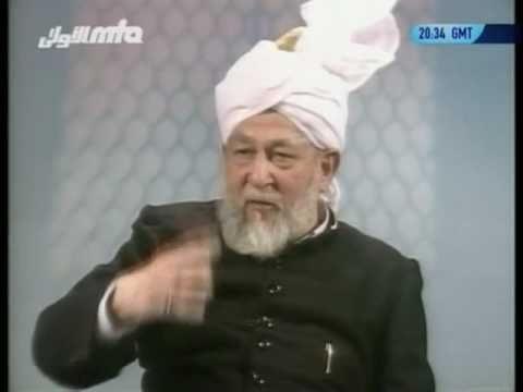 Liqa Ma'al Arab #139 Question/Answer English/Arabic by Hadrat Mirza Tahir Ahmad(rh), Islam Ahmadiyya