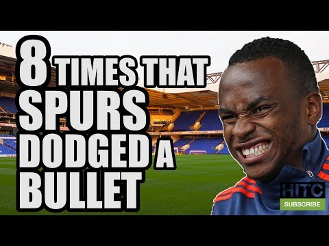 8 Times That SPURS Dodged A Bullet