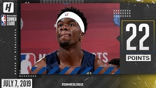 Terence Davis Full Highlights Nuggets vs Magic (2019.07.07) Summer League - 22 Points!