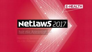 Net.Law.S 2017 - E-Health