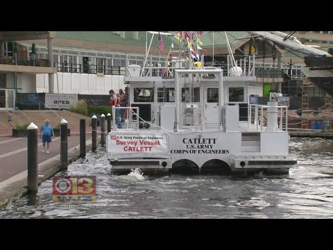 Army Corps Of Engineers Welcomes New Survey Vessel Home