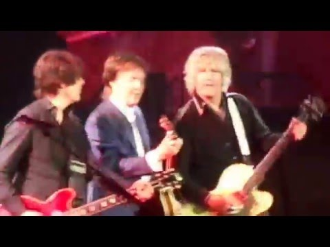 Paul McCartney - A Hard Days Night, etc. - Live in Vancouver BC, April 19, 2016