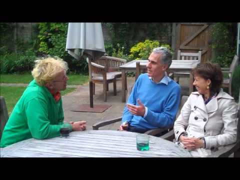 Fat and Frantic - Silas Crawley Interviews Nicky Gumbel