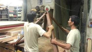 Pirámide Madera Montaje / Pyramid Wood Assembly