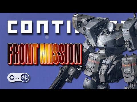 Front Mission (SNES) - Continue?