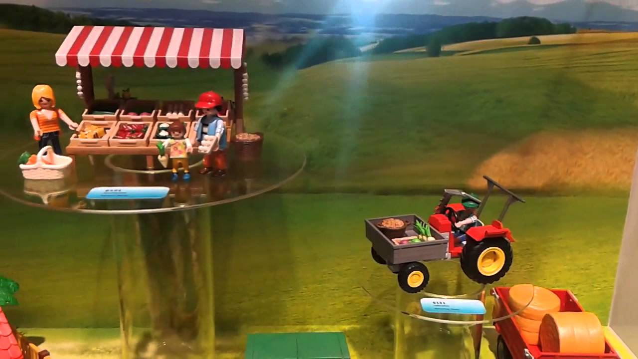 der große playmobil bauernhof präsentiert von www