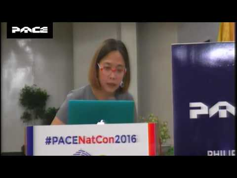 #PACENatCon2016: Panel Discussion on Elections, Civil Society and Media