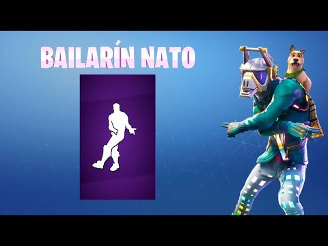 #6 BAILARÍN NATO - 1 HR. VERSION | #FORTNITE