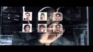 Content Agility 2013 - Minority Report UI [Congility]
