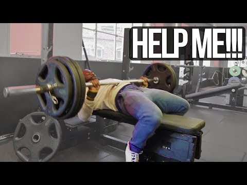Are You Able To Survive This The Bench Press Workout