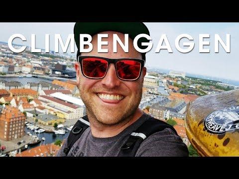 Climbing Copenhagen - The Towers of Copenhagen